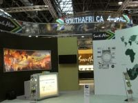 Gifa & Newcast 2011: South African National Pavilion