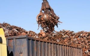 Inputs for metals producers, especially scrap metals, are not affordable. Picture: THINKSTOCK