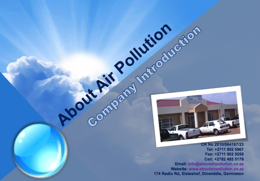 Company Profile: About Air Pollution
